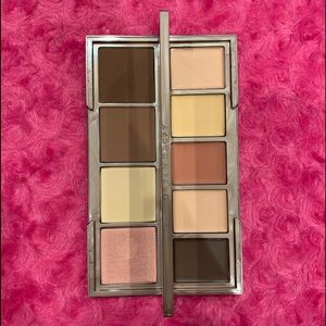 New Urban Decay Naked Skin Shapeshifter Palette